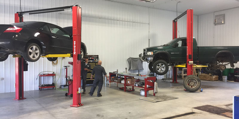 General Automotive Repair Camrose